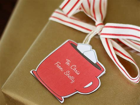Festive Fun Diy Christmas Gift Tags