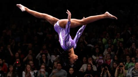 Gabby Douglas Close To An Official Spot On Us Olympic