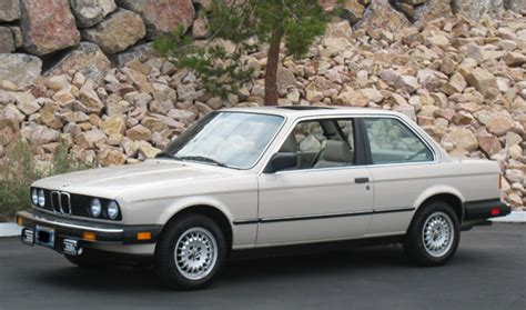 1985 Bmw 325e With Incredible History  German Cars For