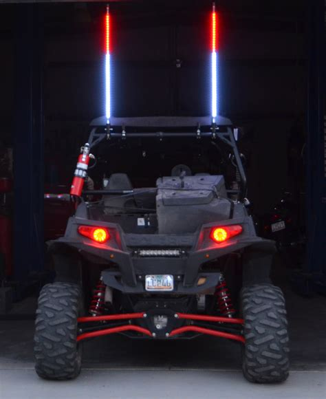 lighted whips for rzr wiring harness polaris rzr lighted whip can am maverick