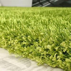 Hochflor Teppich Grün : shaggy teppich hochflor langflor leicht meliert qualitativ u preiswert uni gruen ~ Markanthonyermac.com Haus und Dekorationen