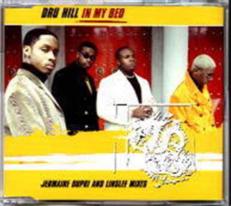 Dru Hill In My Bed Remix by Sisqo Cd Single Buy Sisqo At Matt S Cd Singles Cd S Maxi Cd