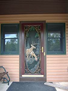 Hand, Crafted, Storm, Door, Inserts, By, Boards, To, Branches