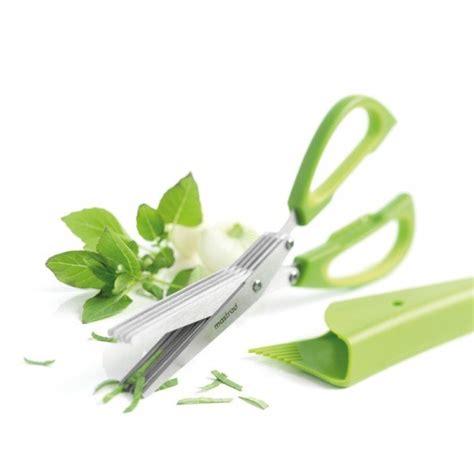 ciseaux cuisine ciseaux a herbes 5 lames mastrad maspatule com