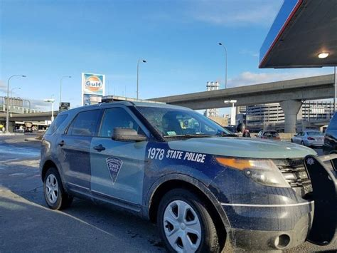 State Trooper Struck During Rt. 3 Traffic Stop