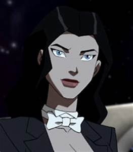 Voice Of Zatanna - Young Justice | Behind The Voice Actors