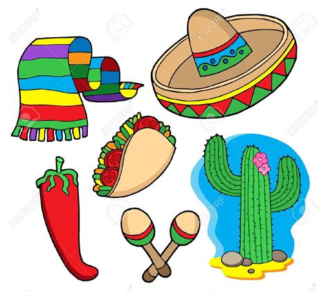 Culture Clipart Mexican Culture Clipart Clipart Collection Vector