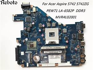 Superior Quality Motherboard For Acer Aspire 5742 5742zg