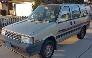 1986 Nissan Stanza Wagon 4x4 5 Speed