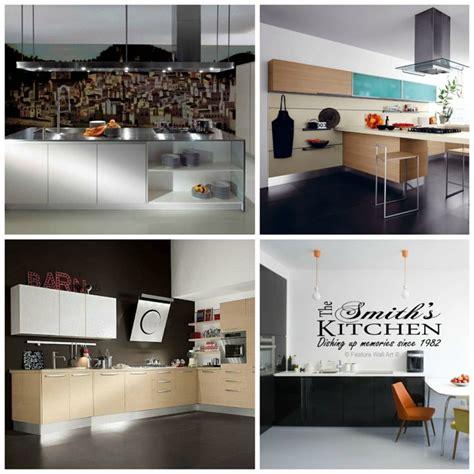 mur de cuisine déco mur cuisine 50 idées pour un décor mural original