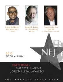 National Arts &... Journalism Awards