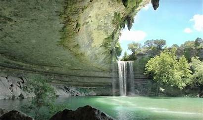 Texas Swimming Country Holes Hole Hill Springs