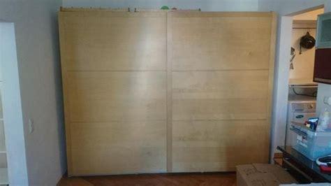 Ikea-schrank Pax 3m Birkenfurnier In Bruchsal