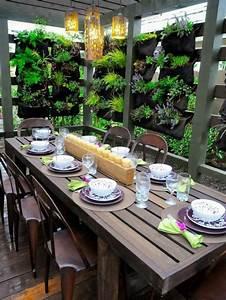 Terrasse Dekorieren Modern : moderne terrassengestaltung 100 bilder und kreative einf lle ~ Fotosdekora.club Haus und Dekorationen