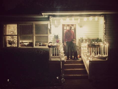 Home Decor Zone Glasgow : Last Minute Christmas Porch Decor Ideas Decorating And
