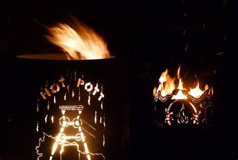 Recyclingart  Feuertonnen Und Stehtische Auf Creativ100de