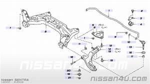 Nissan Sentra Front End Parts