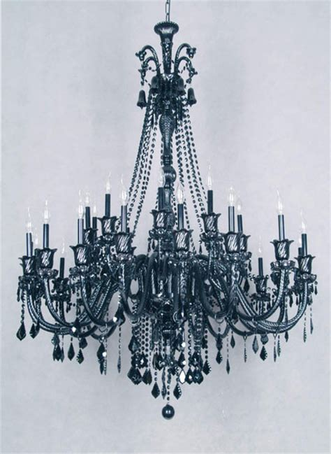 black chandeliers custom decor homes and