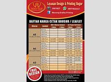 Waroeng Grafika Desain & Cetak Brosur Murah Bogor