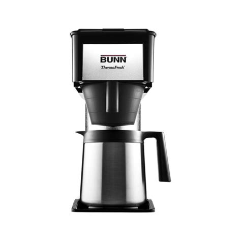 Makes it worth every penny. BUNN BTXB 10-Cup Velocity Brew Coffee Maker for sale online | eBay