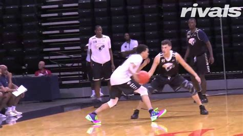 star cole anthony highlights  nbpa top