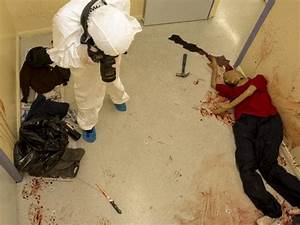 Dexter in real life: How forensic science students become ...
