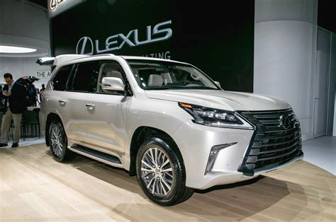 Lexus 2019 Lexus Lx 570 Changes And Redesign  2019 Lexus