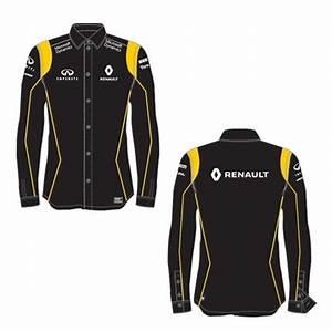 Renault Sport Vetement : chemise renault f1 replica pour homme collection officielle renault ~ Melissatoandfro.com Idées de Décoration