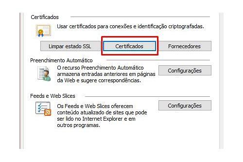 baixar do certificado do internet explorer 7.0