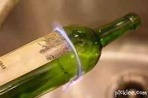 Comment Couper Du Verre : diy comment couper proprement une bouteille en verre pour la transformer en vase ou autre ~ Preciouscoupons.com Idées de Décoration
