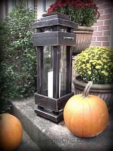 Diy, Exterior, Porch, Lanterns