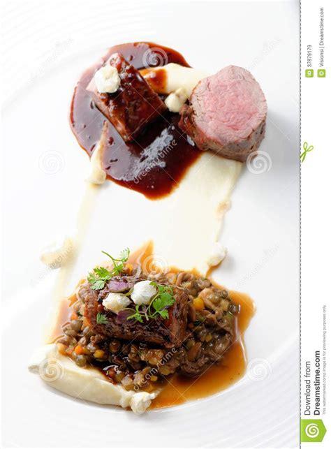 haut cuisine haute cuisine grilled veal fillet steak veal with a