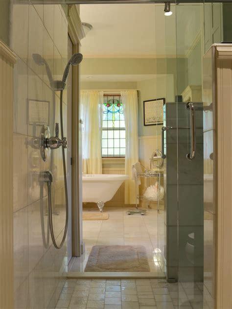 walk  shower home design ideas pictures remodel