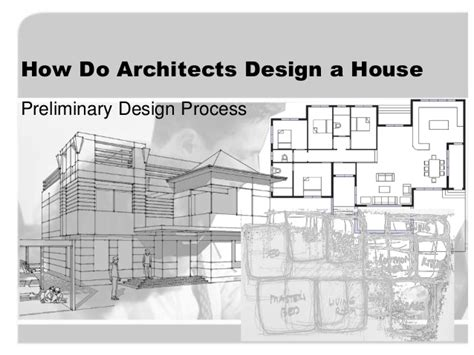 how to do interior designing at home how do architects design a house