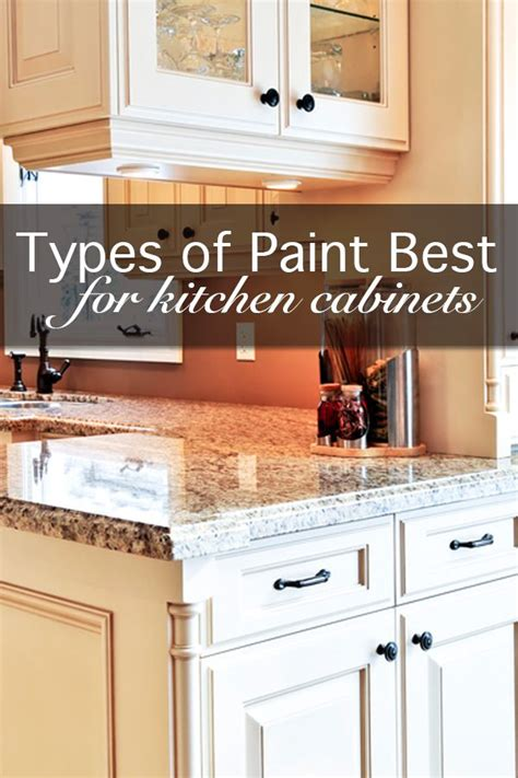 kitchen cabinet paint type types of paint best for painting kitchen cabinets 5638