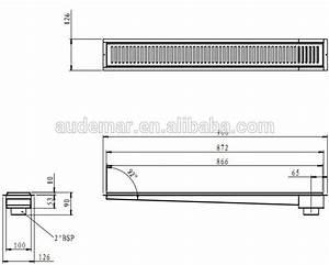 audemar end drop slop design garage floor drain covers With garage floor slope to drain