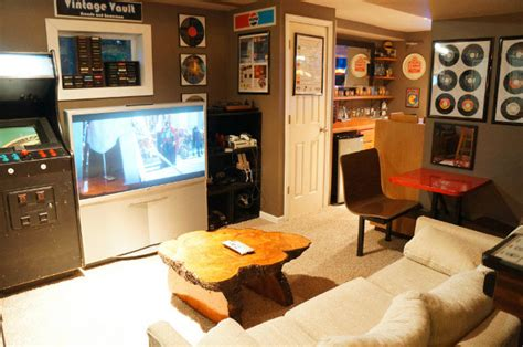 cuisiner domicile une salle d 39 arcade privée à domicile rubrik et de brok