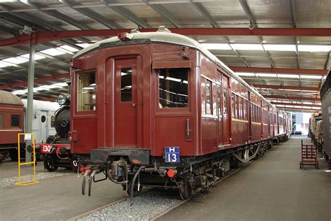 Rail Rolling Stock In New South Wales