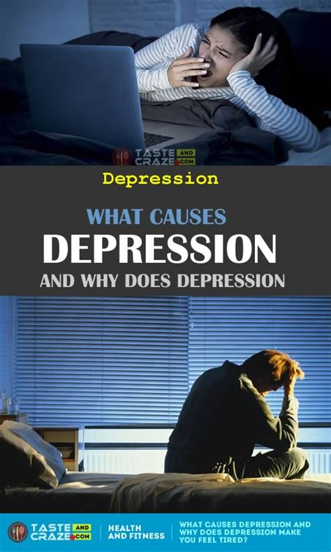 depression       feel tired