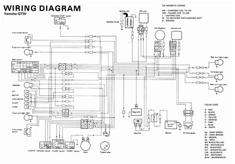 Wiring Diagram Yamaha At 1 by Help Adding To Wiring Diagrams