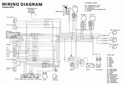 yamaha tt500 wiring diagram imageresizertool www apktodownload