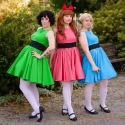 Girls Group Halloween Costume Ideas