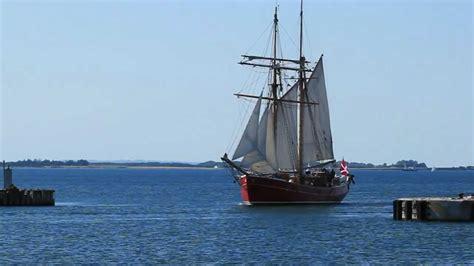 sailing ships visiting assens youtube