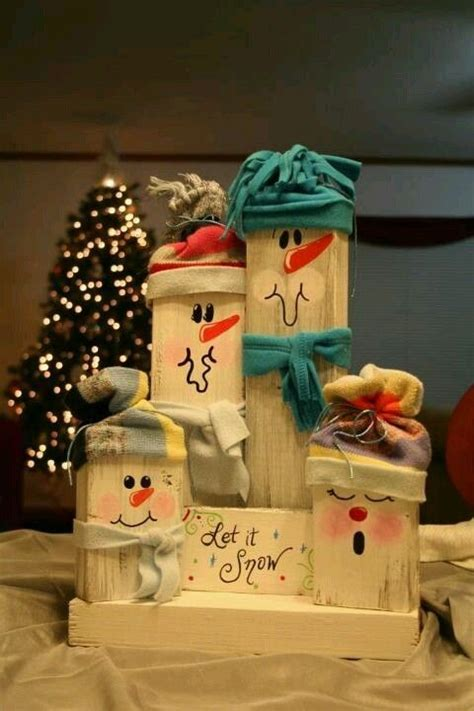 cutest snowman decor ideas   winter digsdigs