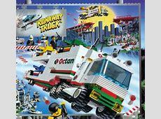 1996 LEGO Catalog 14 DE LEGO Bauanleitungen und Kataloge