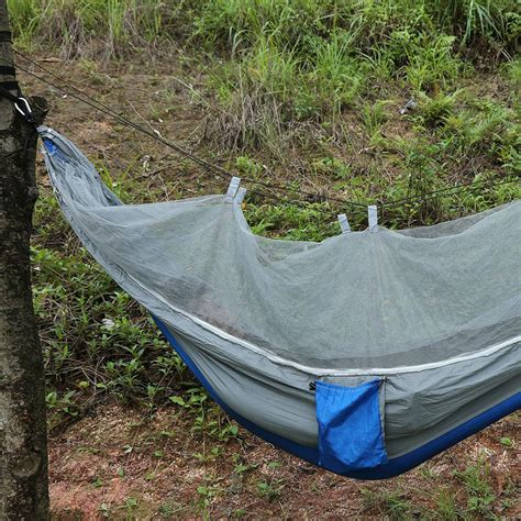 Net Hammock by Yosoo Person Cing Hammock With Mosquito Net For