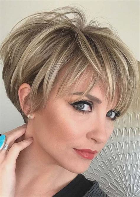 long pixie haircuts  women  wear   absurd styles