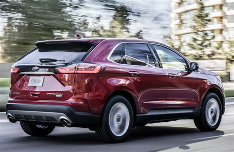 ford edge gas mileage  car reviews cars review