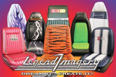 legendary auto interiors new from legendary interiors restomod interior trim and