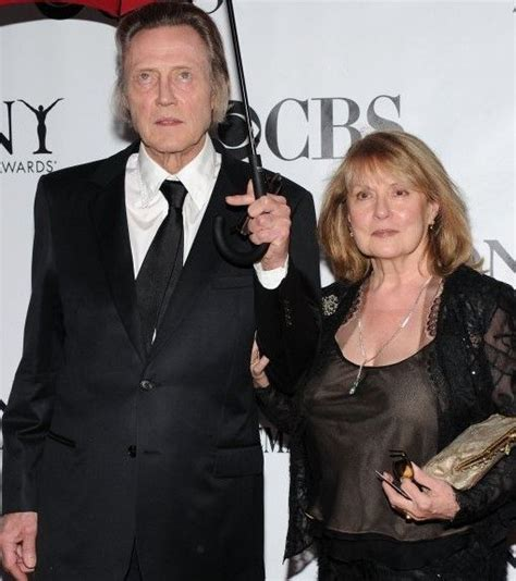 Christopher and Georgianne Walken   Hollywood couples ...